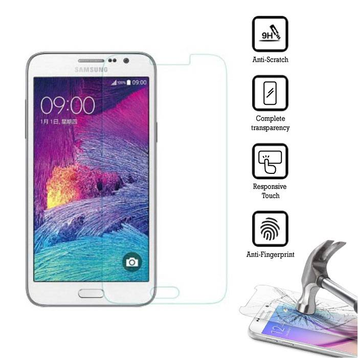 2-Pack Screen Protector Samsung Galaxy J7 Prime 2016 Tempered Glass Film