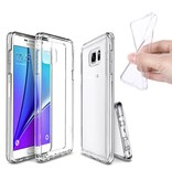 Stuff Certified ® 3-Pack Transparent Clear Silicone Case Cover TPU Case Samsung Galaxy Note 5