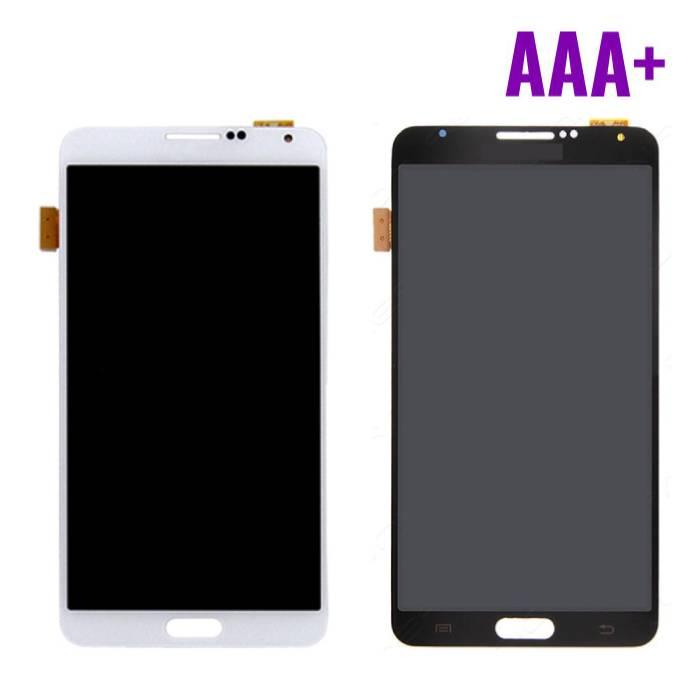 Samsung Galaxy Note 3 N9005 (4G) Scherm (Touchscreen + LCD + Onderdelen) AAA+ Kwaliteit - Zwart/Wit
