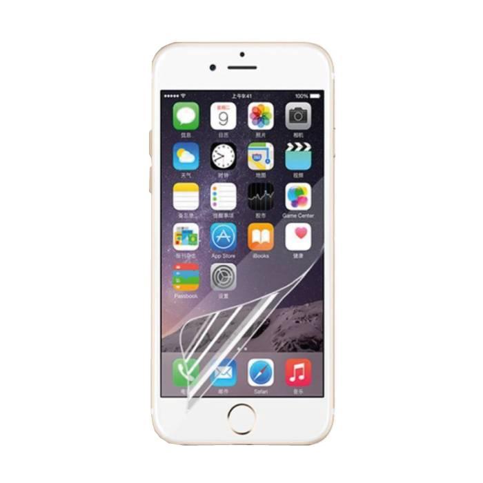 Film d'ANIMAL FAMILIER d'aluminium fort de protecteur d'écran d'iPhone 6S