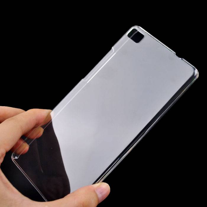 Stuff Certified® Huawei P20 Lite Transparant Clear Case Cover Silicone TPU Hoesje