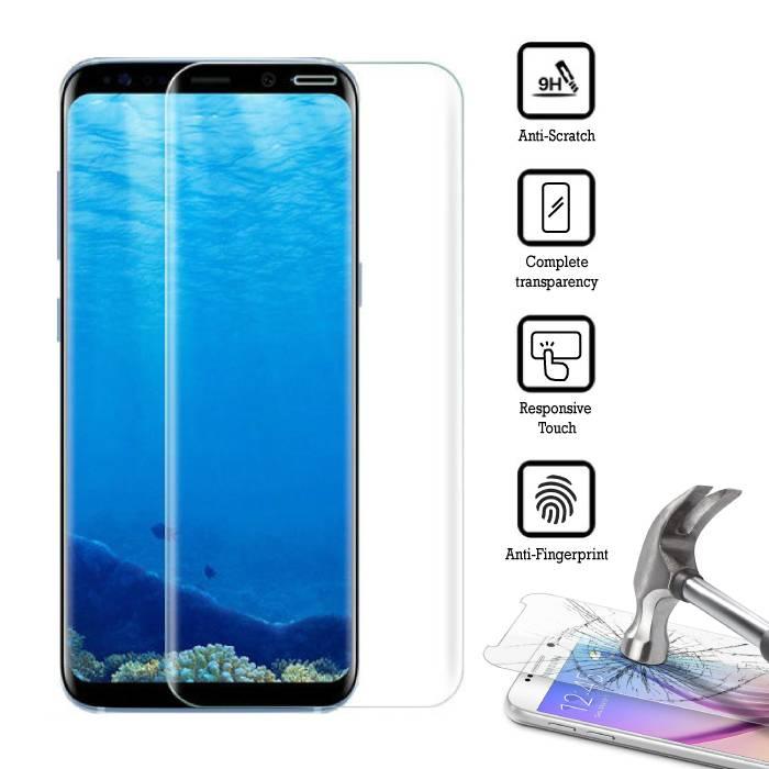 Protecteur d'écran Samsung Galaxy S9 plus en verre trempé Film