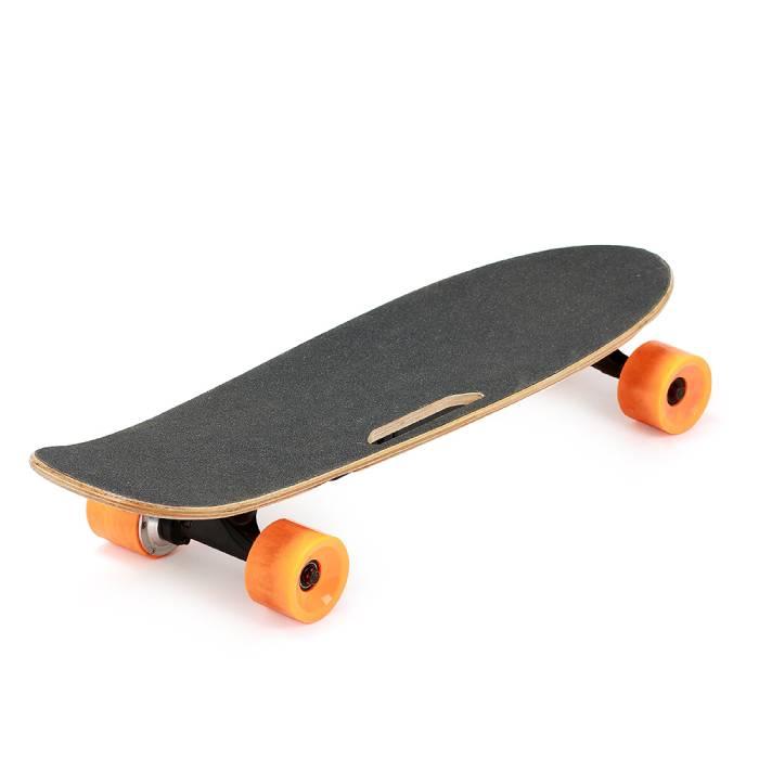 Skateboard électrique Smart E-Board - 150W - Avec télécommande