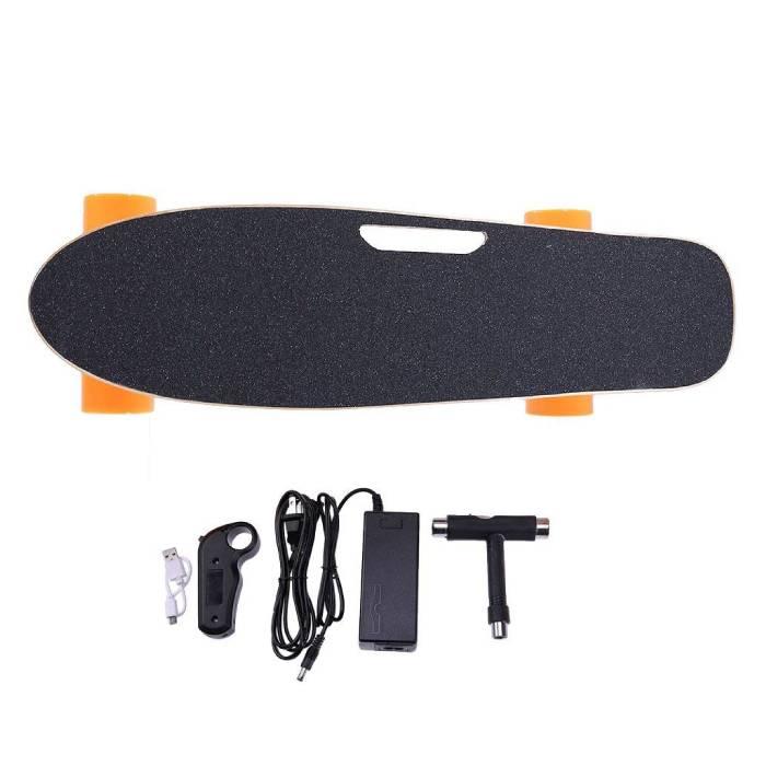 Blast off Planche roulettes électrique intelligent E-Board - 150W - Avec télécommande