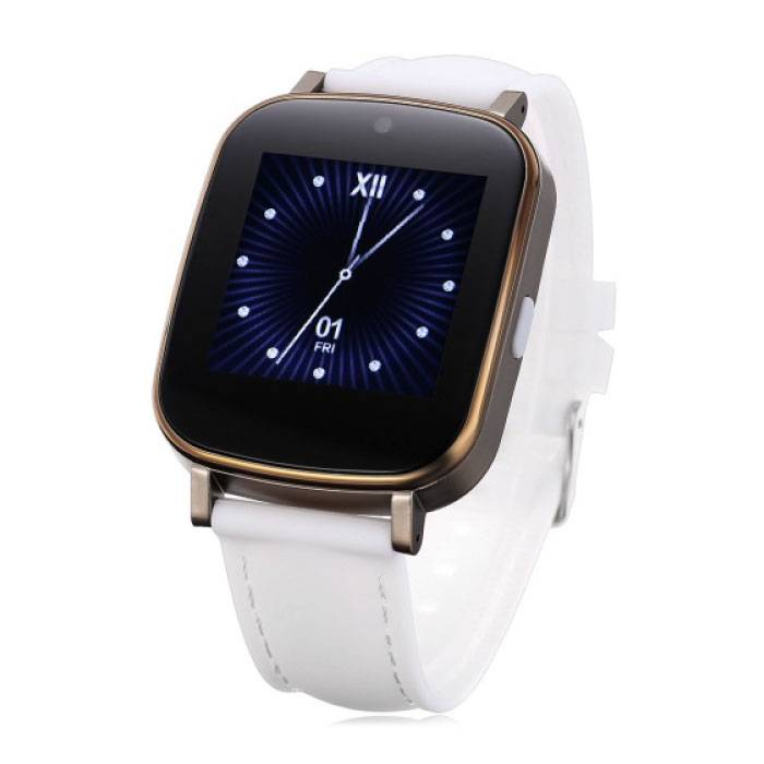 Original Z9 Smartwatch Smartphone Fitness Sport Activity Tracker Montre OLED Android iPhone Samsung Huawei Blanc