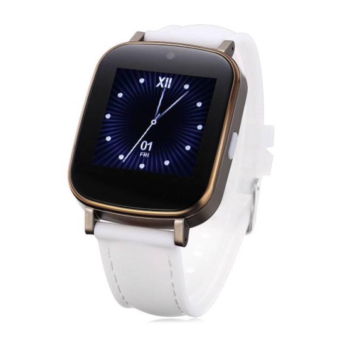 Original Z9 SmartWatch Smartphone Fitness Sports Tracker activité Regarder OLED iPhone Android Samsung Huawei Blanc