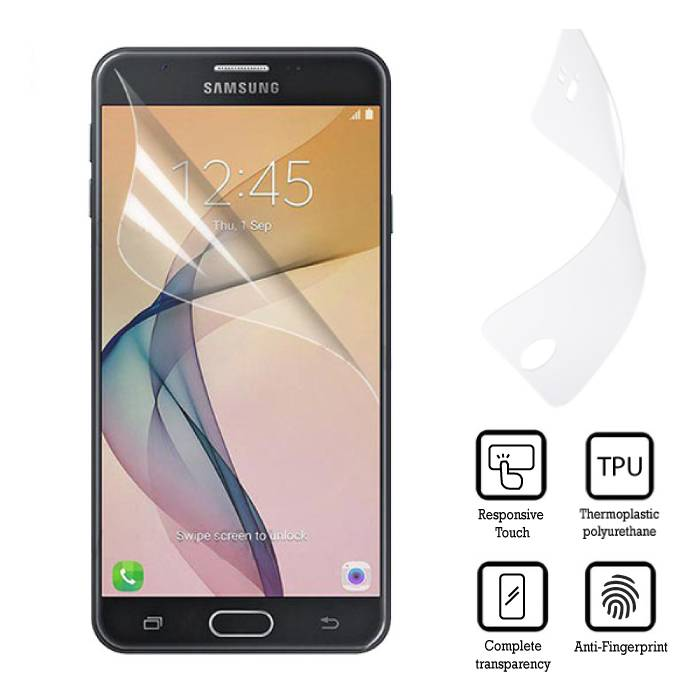 Screen Protector Samsung Galaxy J7 2017 EU Soft TPU Foil Film PET Film