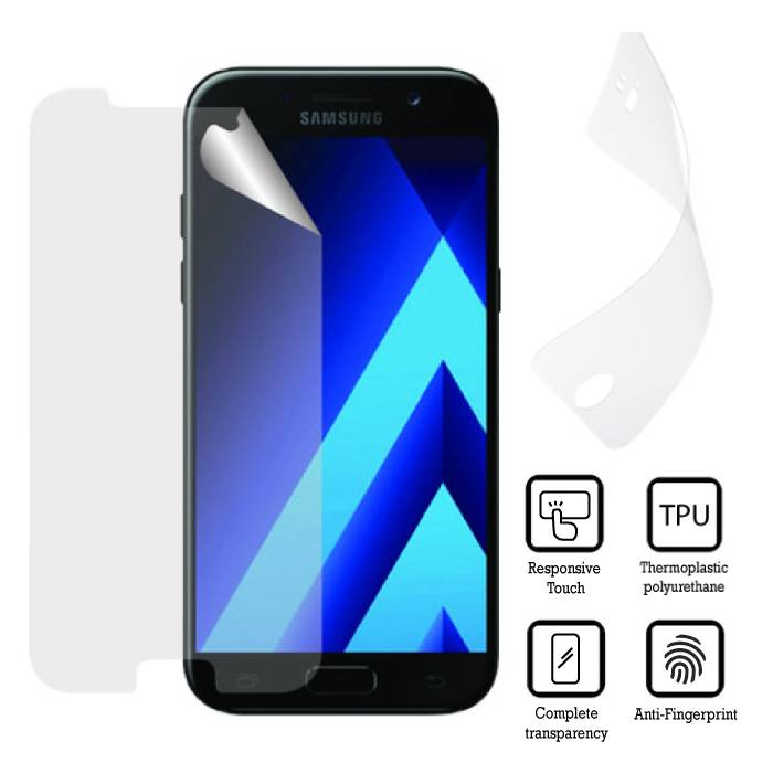 Screen Protector Samsung Galaxy A5 2017 EU Soft TPU Foil Film PET Film