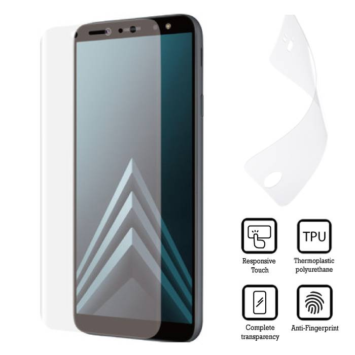 Screen Protector Samsung Galaxy A6 2018 EU Soft TPU Foil Film PET Film