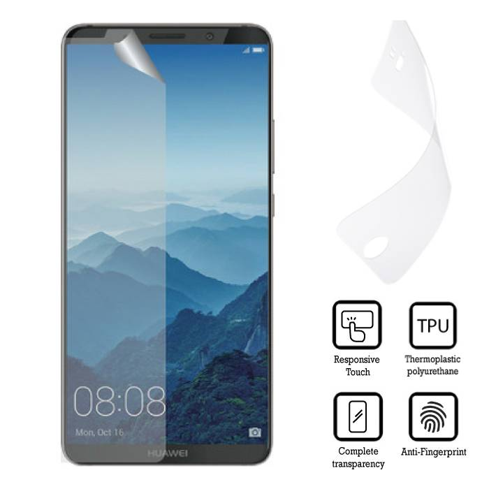 Screen Protector Huawei Mate 10 Pro Soft TPU Foil Film PET Film
