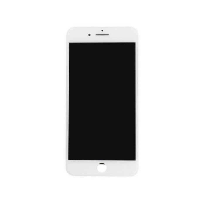 Écran iPhone 7 Plus (écran tactile + LCD + Pièces) AA + Qualité - Blanc