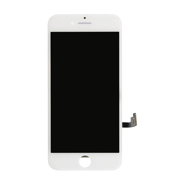 7 iPhone screen (Touchscreen + LCD + Parts) AAA + Quality - White