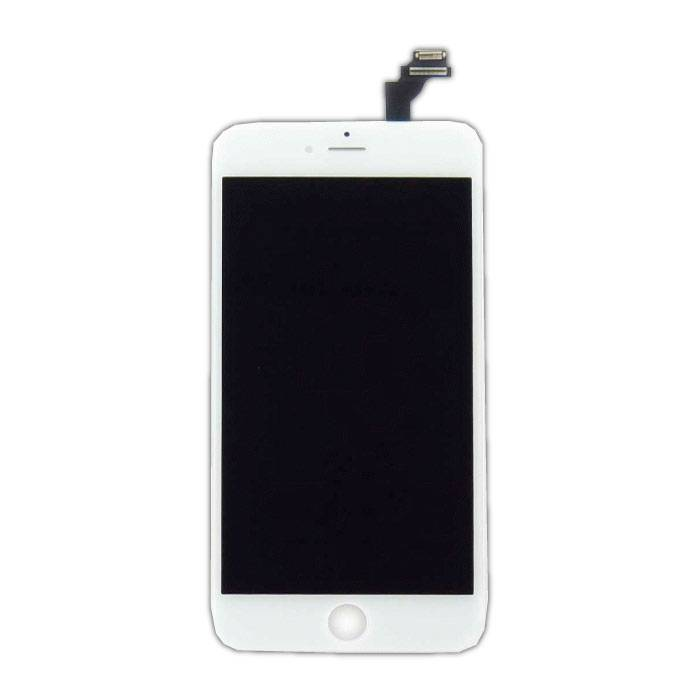 iPhone 6S Plus screen (Touchscreen + LCD + Parts) AA + Quality - White