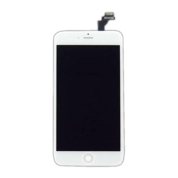 iPhone 6S Plus Bildschirm (Touchscreen + LCD + Teile) A + Qualität - Weiß