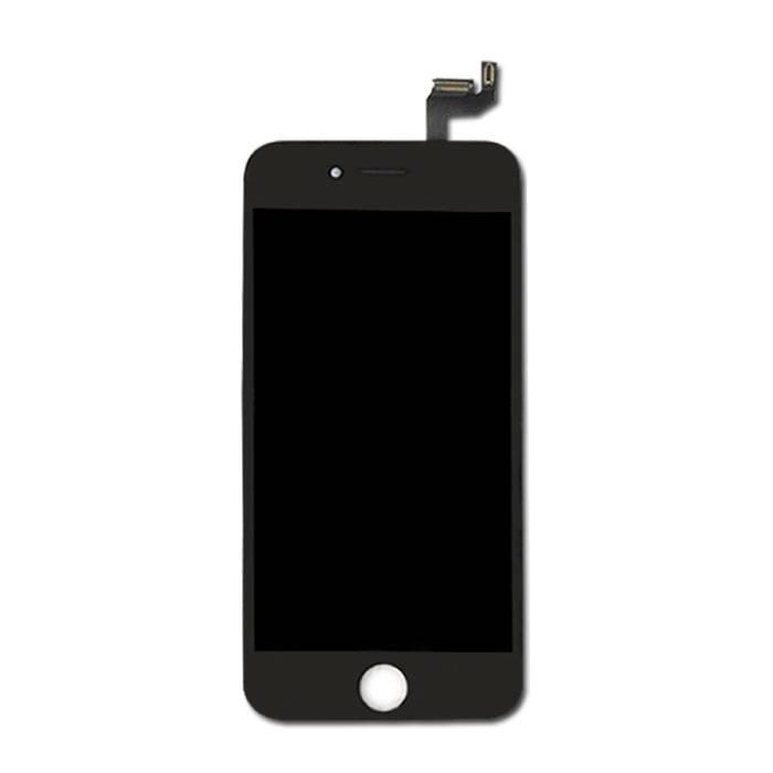 """Écran iPhone 6S 4,7 """"(écran tactile + LCD + Pièces) A + Qualité - Noir"""