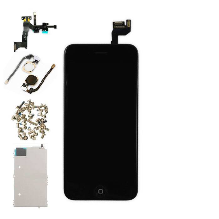 """iPhone 6S 4.7 """"Pre-assembled Display (Touchscreen + LCD + Parts) AA + Quality - Black"""