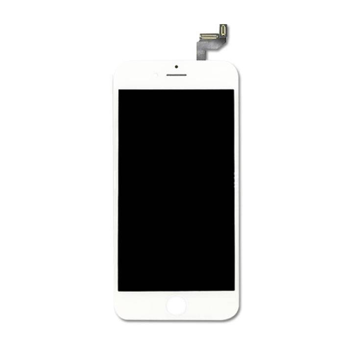 """Écran iPhone 6S 4,7 """"(écran tactile + LCD + Pièces) A + Qualité - Blanc"""
