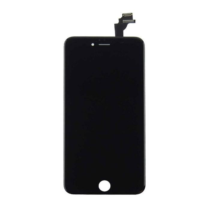 iPhone 6 Plus Scherm (Touchscreen + LCD + Onderdelen) AA+ Kwaliteit - Zwart