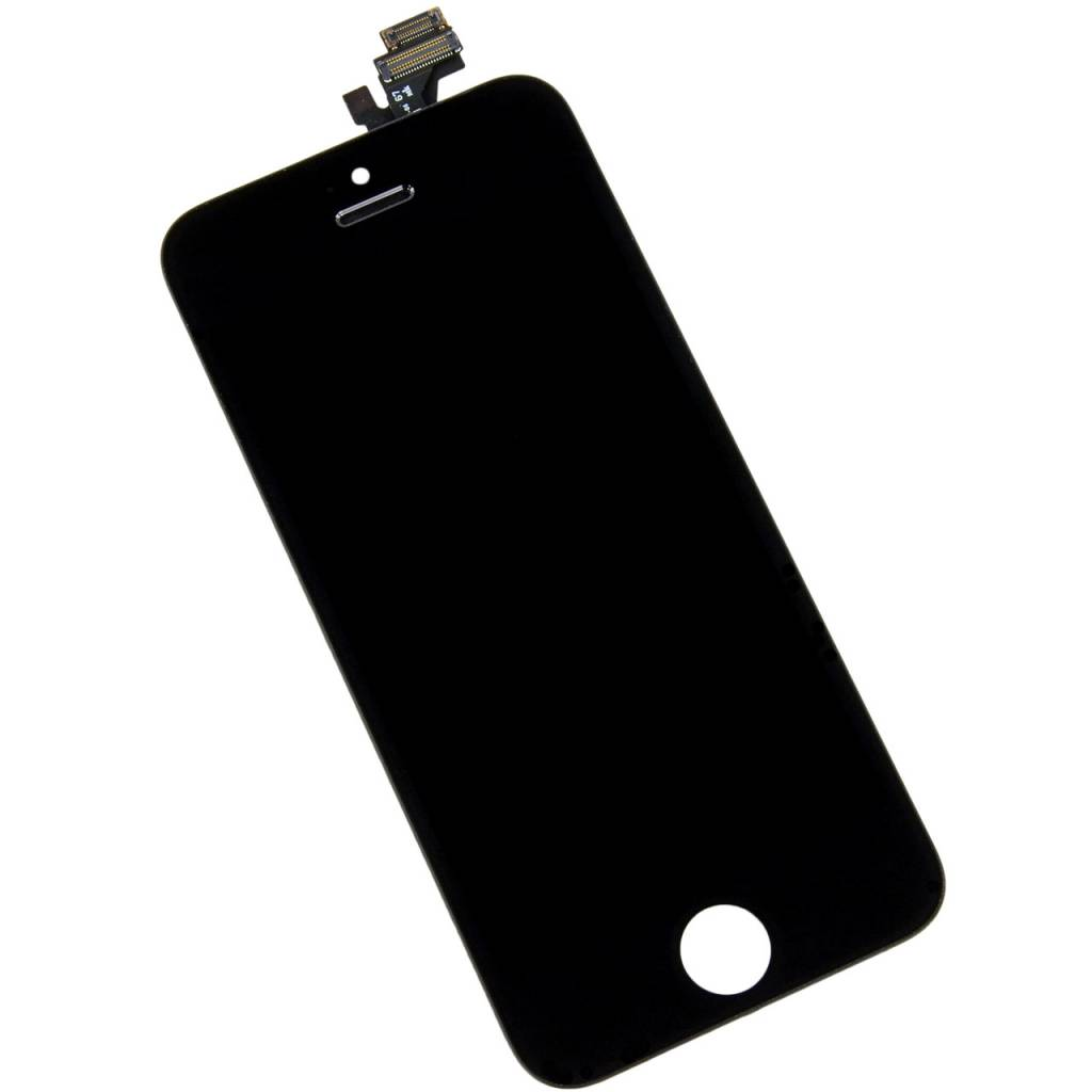 iPhone 5 Scherm (Touchscreen + LCD + Onderdelen) AA+ Kwaliteit - Zwart