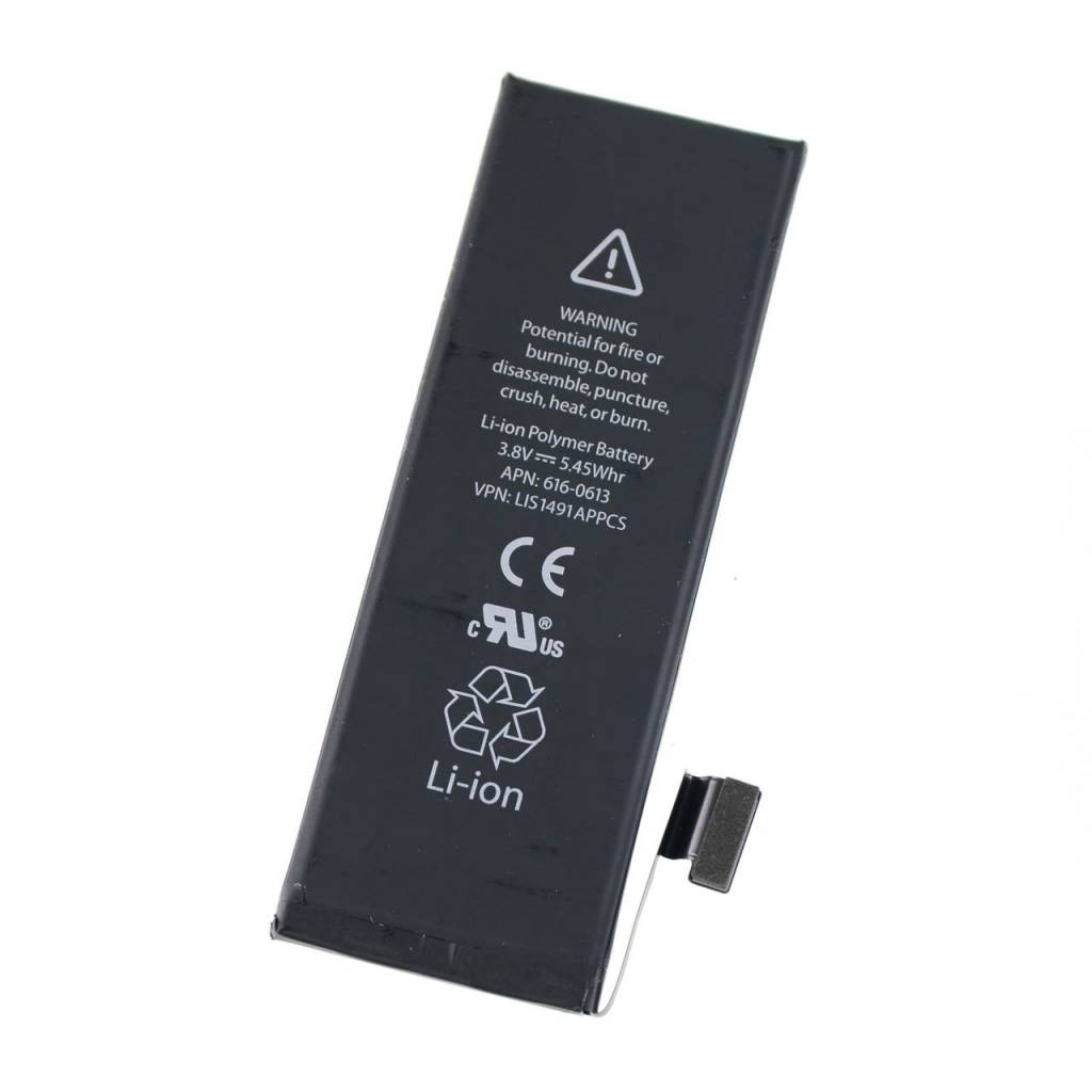 Batterie iPhone SE / Accu AAA + Qualité