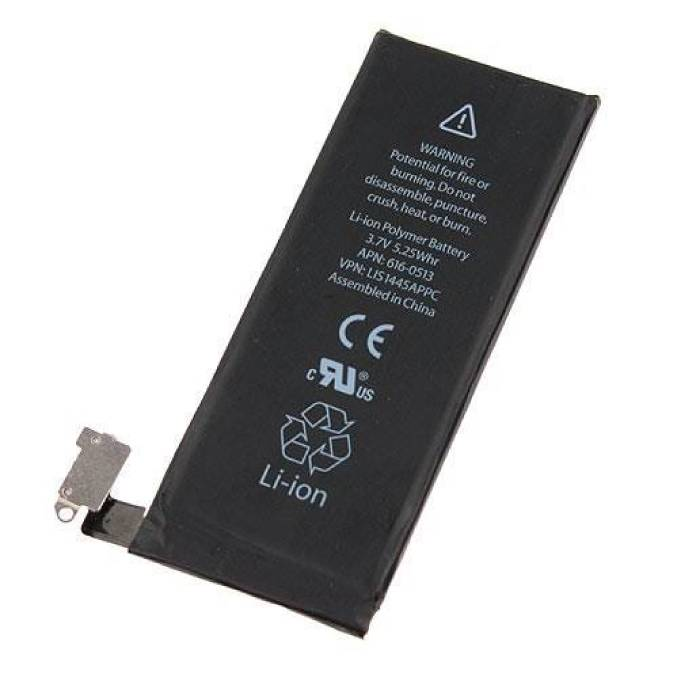 iPhone 4 Batterij/Accu A+ Kwaliteit
