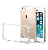 Stuff Certified ® 10-Pack Transparant Clear Case Cover Silicone TPU Hoesje iPhone 5