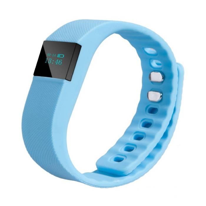 Originale TW64 intelligente Band Fitness Sports Tracker Activité Smartwatch Regarder OLED Smartphone iOS iPhone Android Samsung Huawei Lumire