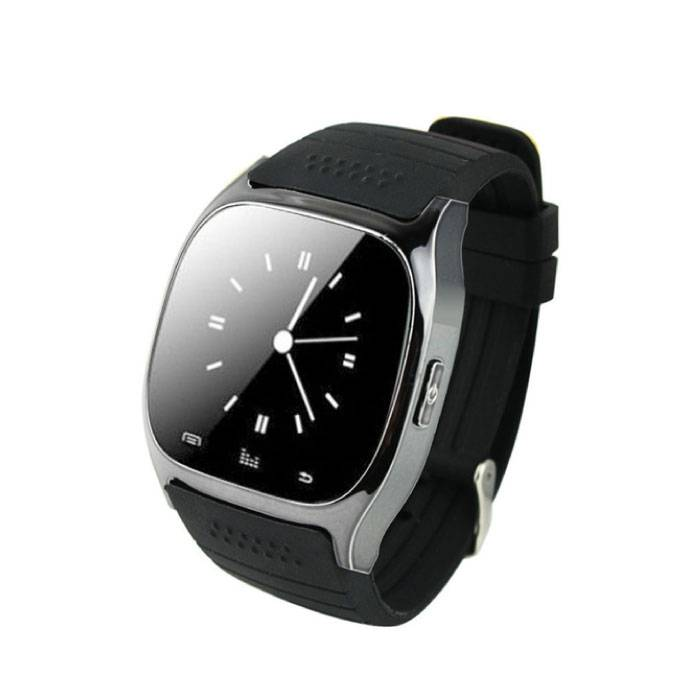 Original M26 montre smart watch Smartphone Fitness Sports Tracker activité Regarder OLED Android iOS iPhone Samsung Huawei Noir
