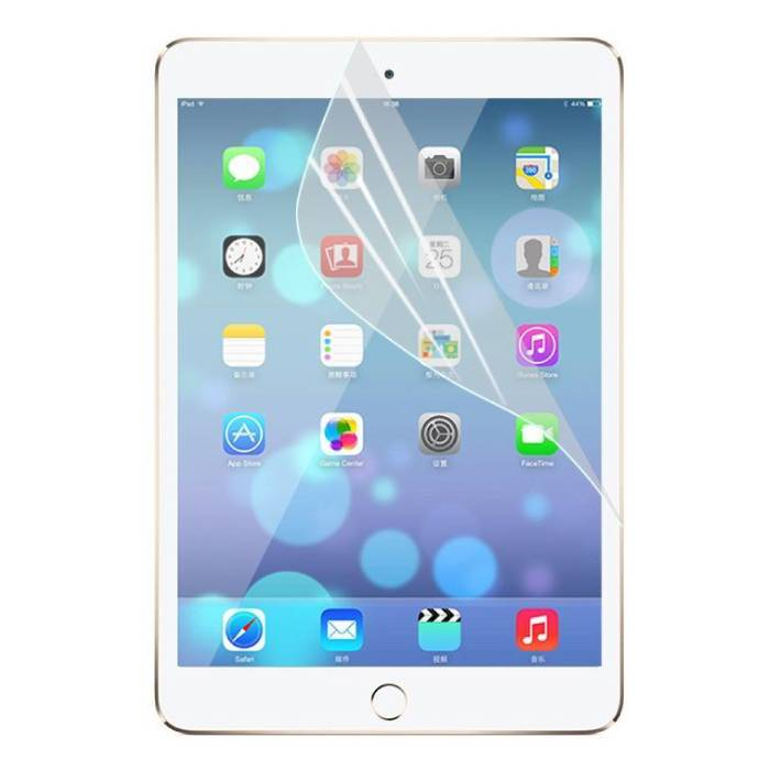 iPad Mini 4 Screen Protector Soft TPU Foil Folie PET Film