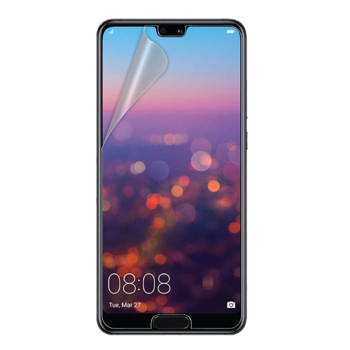 Screen Protector Huawei P20 Lite Soft TPU Foil Folie PET Film