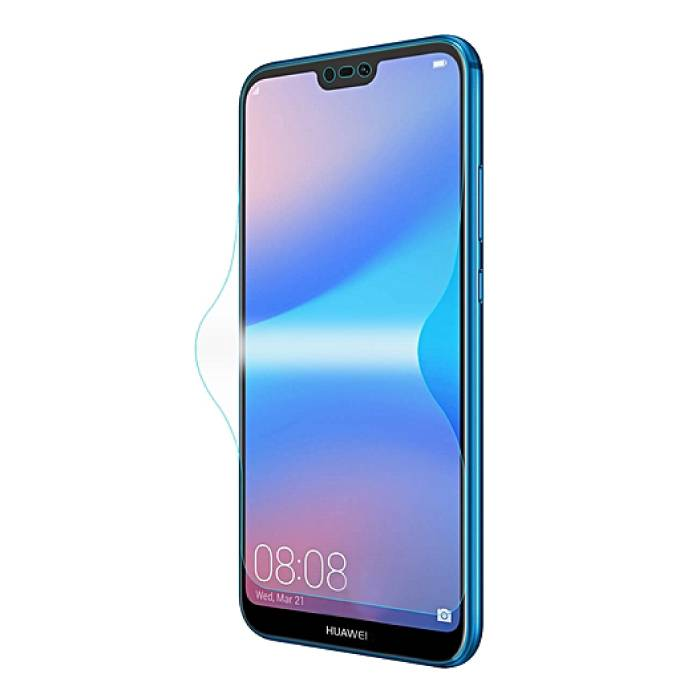 Huawei P20 Pro Screen Protector Soft TPU Foil Folie PET Film
