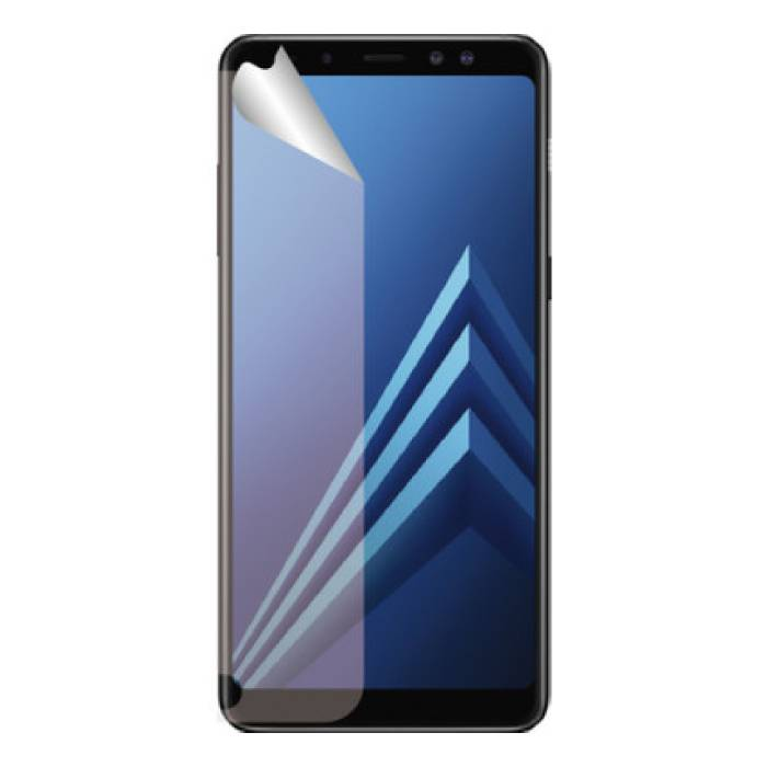 Samsung Galaxy A8 2018 Screen Protector EU Soft TPU Foil Film PET Film