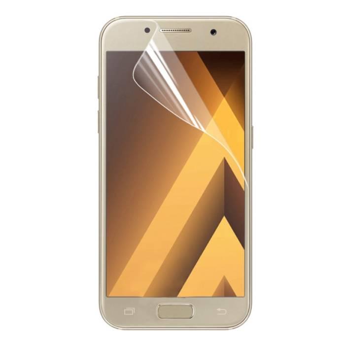 Samsung Galaxy A7 2017 Displayschutzfolie EU Soft TPU Folie Folie PET Folie