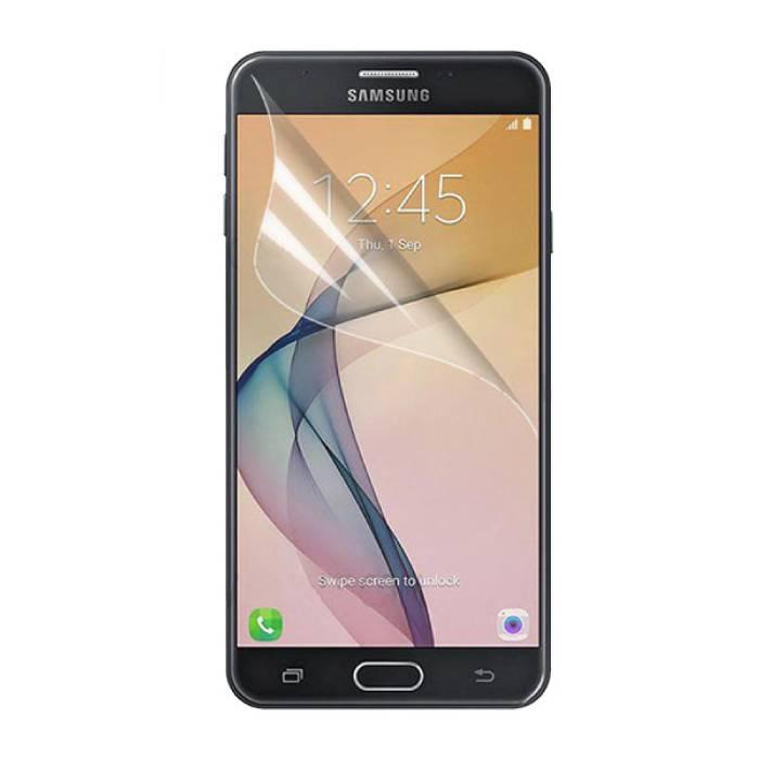 Samsung Galaxy J7 Pro 2017 Displayschutzfolie EU Soft TPU Folie Folie PET Folie