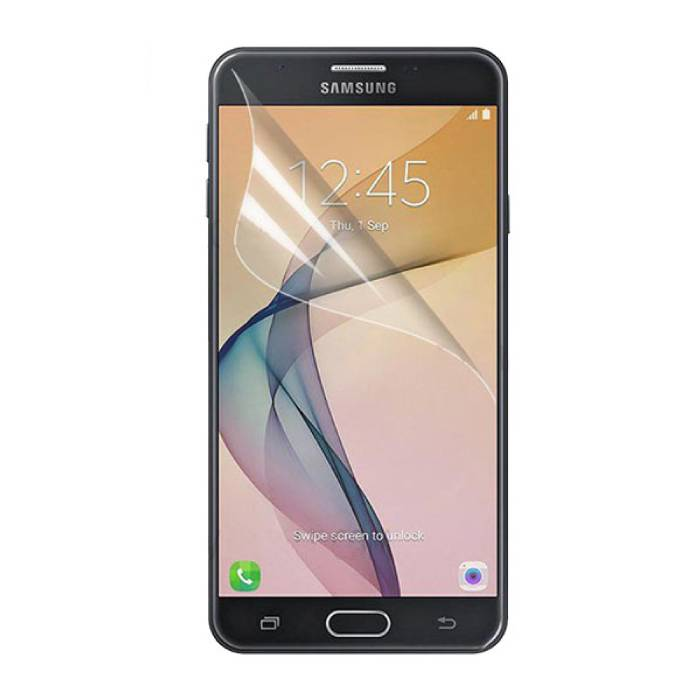 Samsung Galaxy J7 2017 Screen Protector EU Soft TPU Foil Folie PET Film