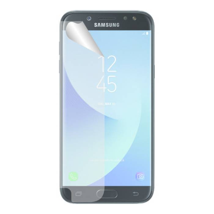 Samsung Galaxy J3 2017 Screen Protector EU Soft TPU Foil Folie PET Film