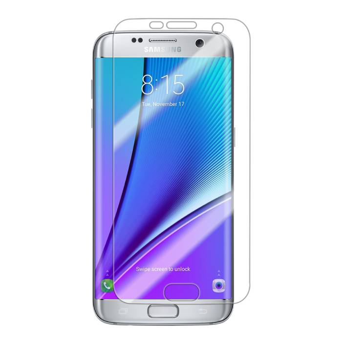 Samsung Galaxy S7 Edge Screen Protector Tempered Glass Film