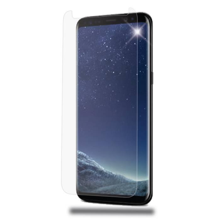 Verres en verre trempé de film de verre trempé de protecteur d'écran de Samsung Galaxy S8