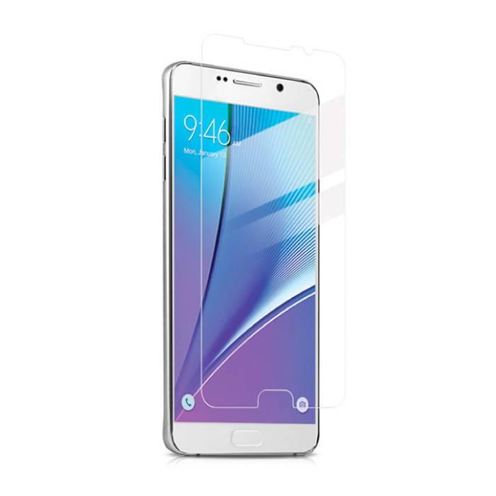 Samsung Galaxy Note 5 Displayschutzfolie aus gehärtetem Glas Folie aus gehärtetem Glas