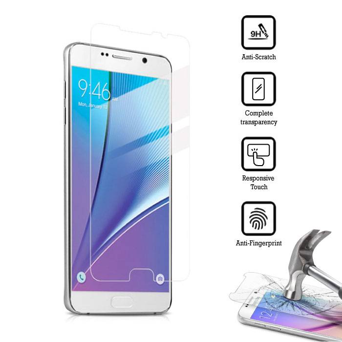 Screen Protector Samsung Galaxy Note 5 Tempered Glass Film