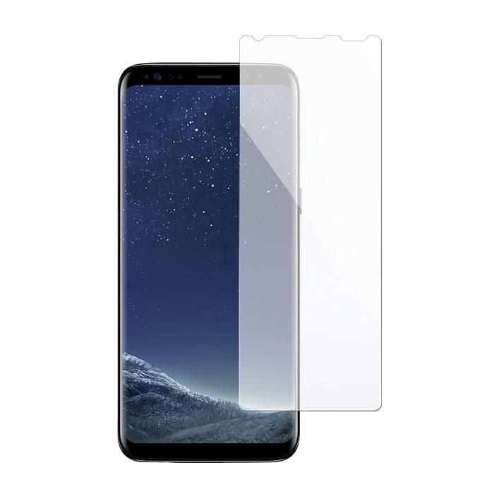 Samsung Galaxy S8 Plus Displayschutzfolie gehärtete Glasfolie gehärtete Glasbrille
