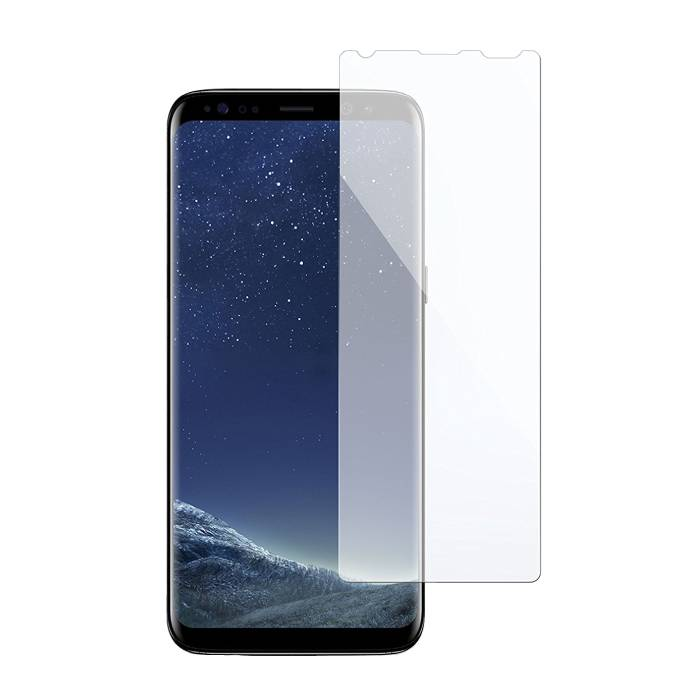 Samsung Galaxy S8 Tempered Glass Screen Protector Film Extra Small
