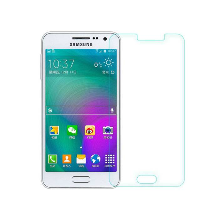 3-Pack Protection d'écran Samsung Galaxy Prime J5 Film 2016 Verre Trempé