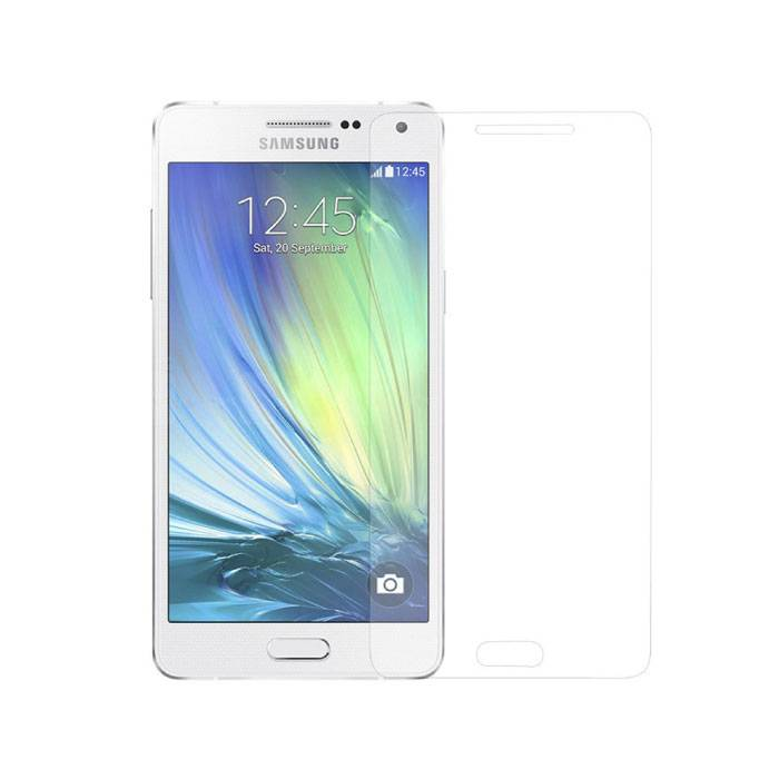 2-Pack Protection d'écran Samsung Galaxy A5 2016 Film Verre Trempé