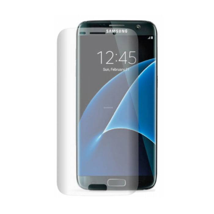 2-Pack Screen Protector Samsung Galaxy S7 Edge Tempered Glass Film