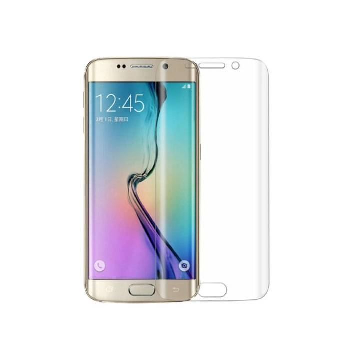2-Pack Screen Protector Samsung Galaxy S6 Edge Tempered Glass Film