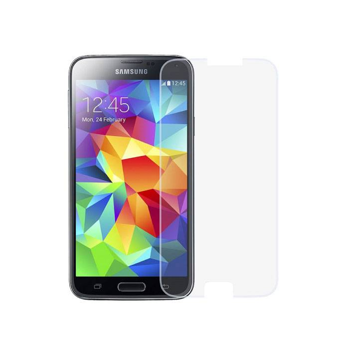 2-Pack Screen Protector Samsung Galaxy S5 i9600 Tempered Glass Film
