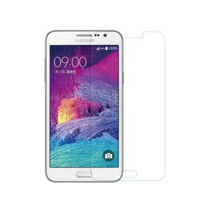 Samsung Galaxy J7 Prime 2016 DisplayschutzfolieTemperierte Glasfolie gehärtete Glasbrille