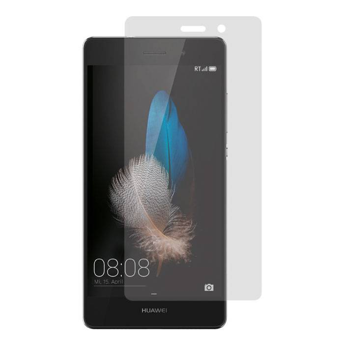 Écran en verre trempé protecteur Huawei Film P8