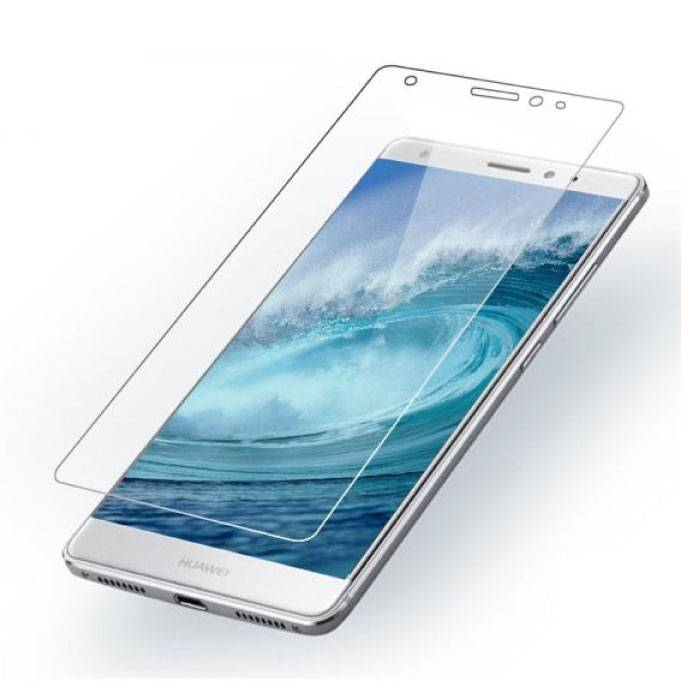 Stuff Certified® Screen Protector Huawei Y7 2018 Tempered Glass Film